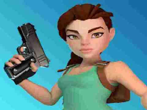 Tomb Raider Reloaded apk mod + unlimited money free menu 2