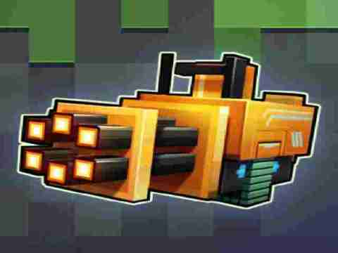 Craft Pixel Hunter mod apk Zombie Rise
