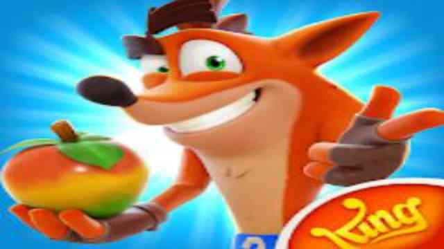 Crash Bandicoot On the Run! mod apk download free menu 1.0.76