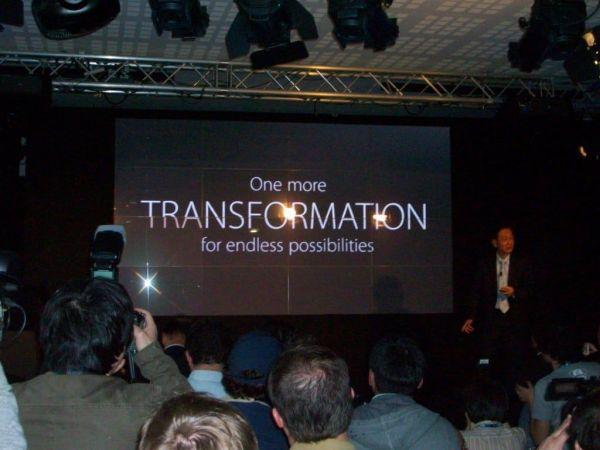 Asus presenta su nueva transformación