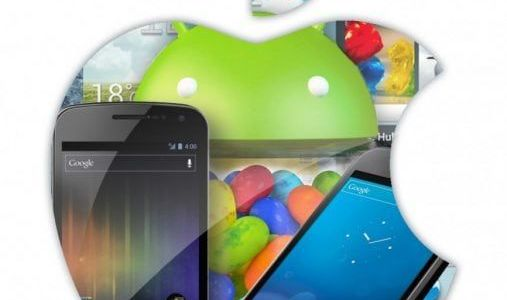 Apple contra Jelly Bean, Galaxy Nexus y Note 10.1