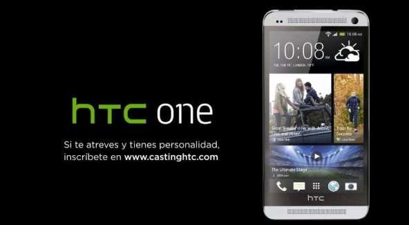 Casting HTC