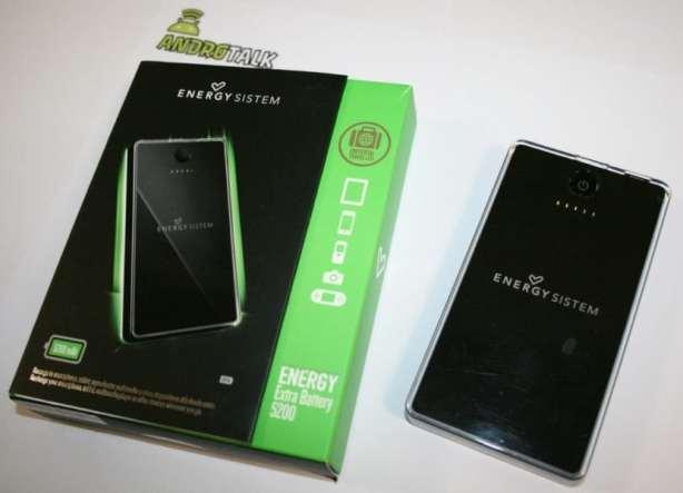 Battery Extra 5200