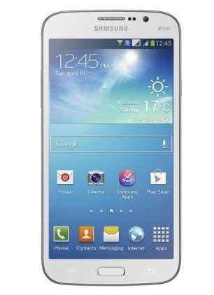Galaxy Mega 5.8 Frontal