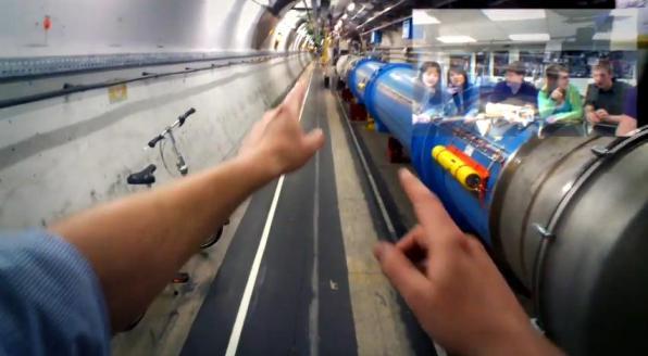 LHC Glass