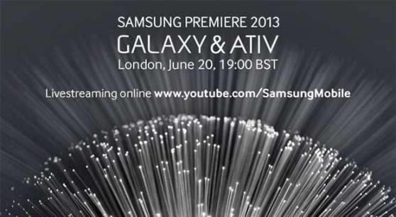 Samsung Londres 20 de Junio