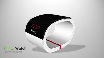 Concepto del HTC Smartwatch
