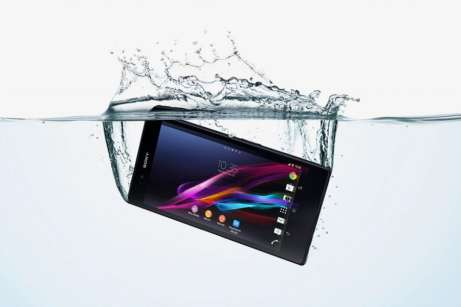 Sony-Xperia-Z-ultra-waterproof