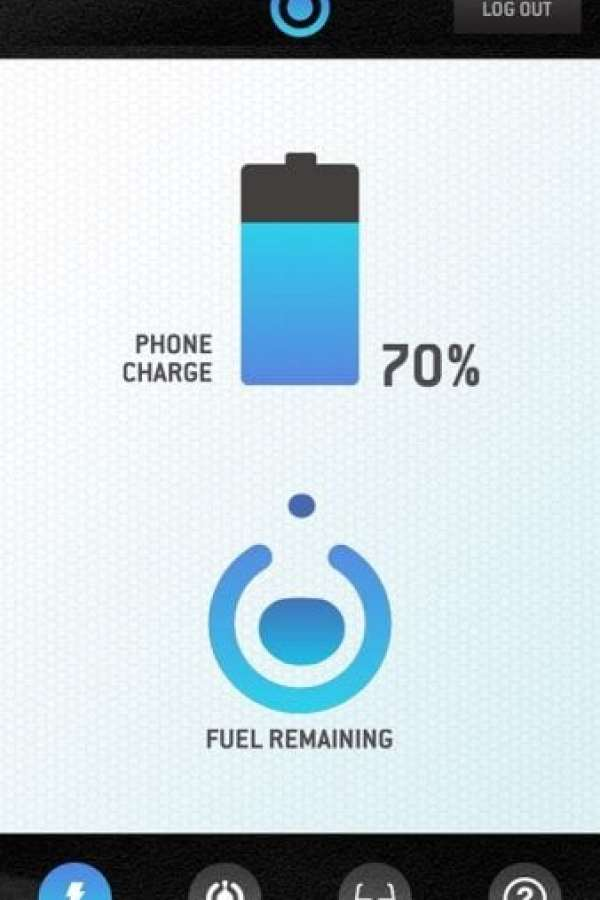 Upp App Charging 2