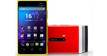 Android Nokia X2