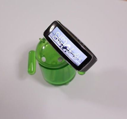 Samsung Gear Fit Análisis