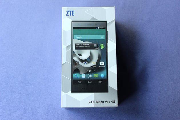 ZTE Blade Vec 4G-1