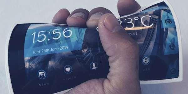 Portal Flexible Smartphone
