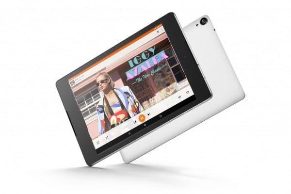 Nexus 9 duo