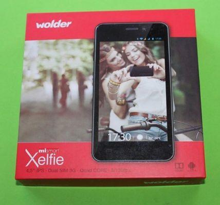 Wolder-xelfie