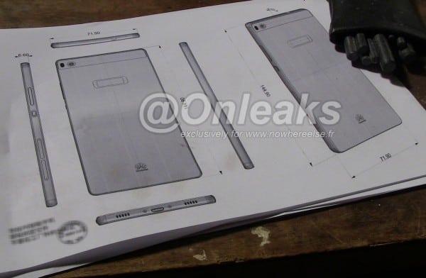 Huawei-Ascend-P8-Schemas