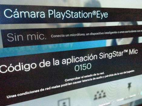 SingStar codigo