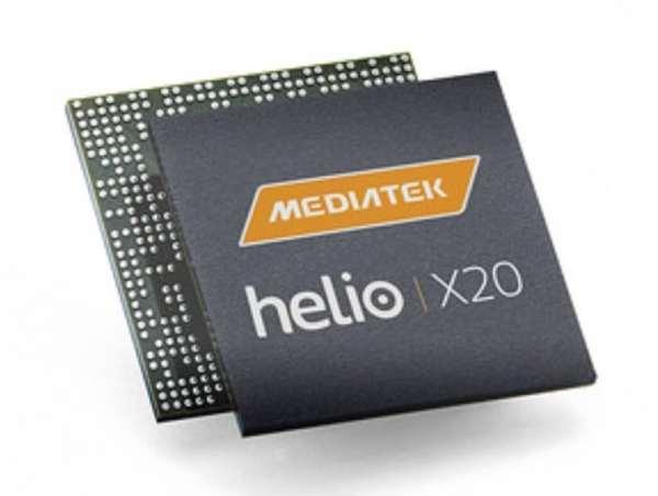 MEDIATEK HELIOX20