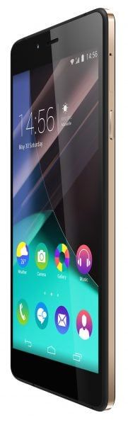 Wiko_HIGHWAY-PURE_gold_3quart_front_1