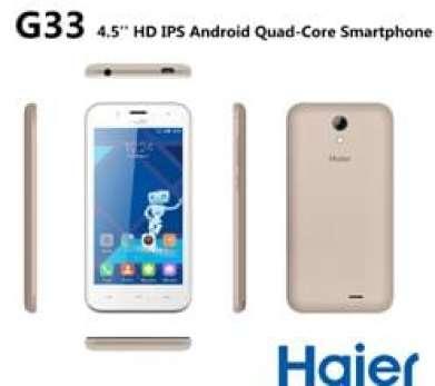 Haier G33
