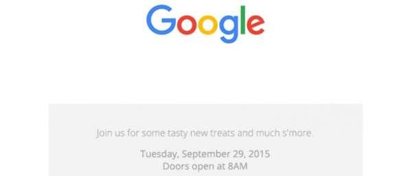 google 29 sept