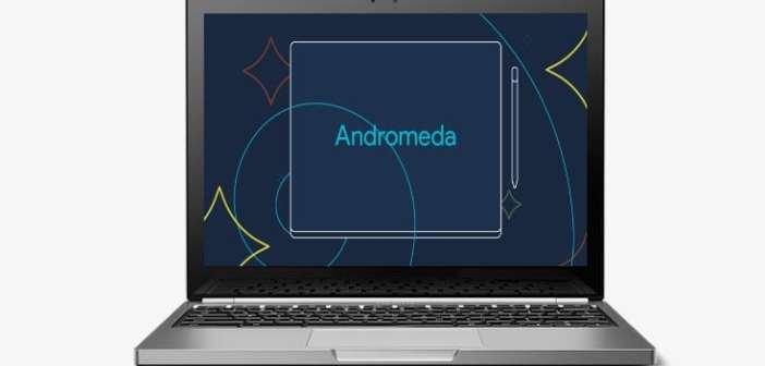 Andromeda Pixel 3