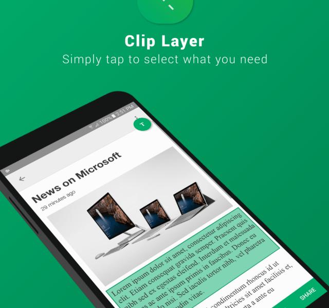 Clip Layer