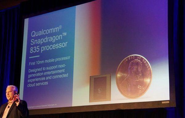 Qualcomm Snapdragon 835 Presentación