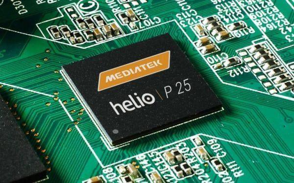 Mediatek Helip P25