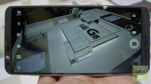 LG G6 cámara2