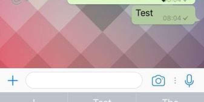 WhatsApp eliminar mensajes