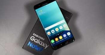Samsung adelanta que habrá Galaxy Note 8 este año
