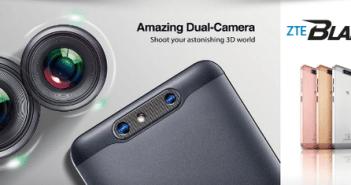 ZTE se une con el BLADE V8 al selecto grupo de fabricantes que apuestan por la fotografía en smartphones de doble cámara trasera