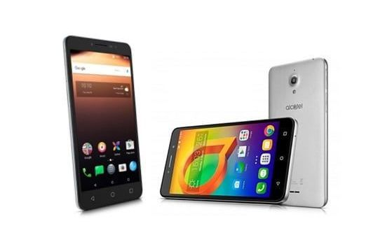 Familia Alcatel XL