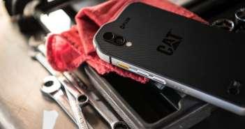 El nuevo Cat S61 se presenta con cámara FLIR mejorada, sensor de calidad del aire o medidor láser