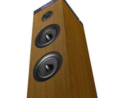 Nueva Energy Tower 8 g2 Wood. Mejor sonido sin desentonar tu hogar