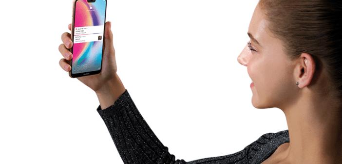 Tras su éxito en el Huawei P20, el desbloqueo facial llega a la familia Mate 10 de Huawei