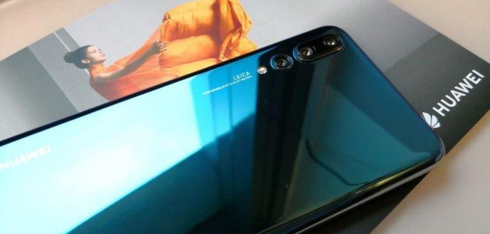 Huawei P20 PRO es nombrado el mejor smartphone del 2018 por la European Hardware Association