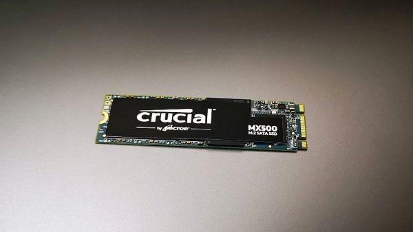 Crucial MX500 contactos