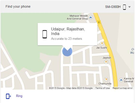 How to Locate Your Android Device Using 'Find My Phone ...