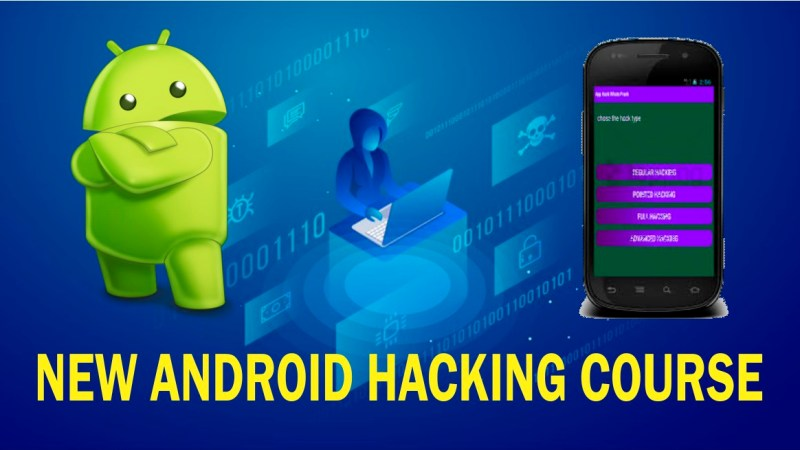 New Android Hacking Course Leaked On Internet