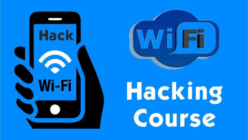 Wi-Fi Hacking New Course