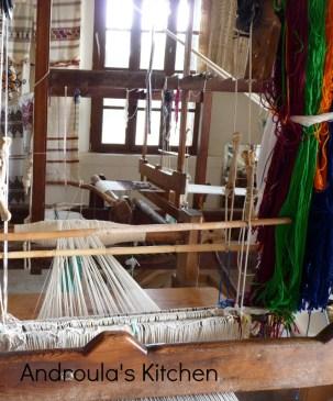 Irini's loom over 100 years old