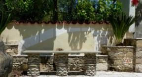 A wonderful corner of Nico's garden