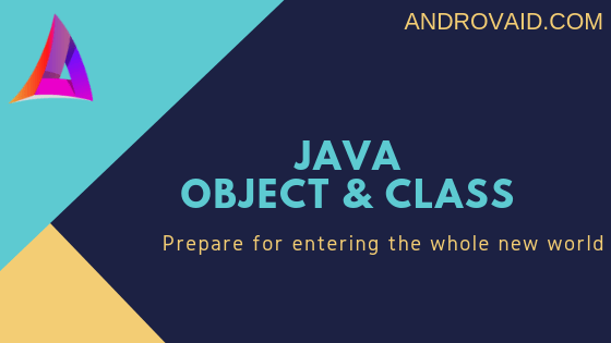 Java – Object & Class