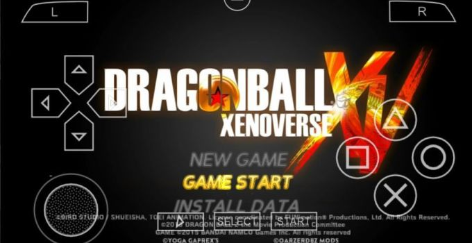 Dragon Ball Xenoverse 2 Android