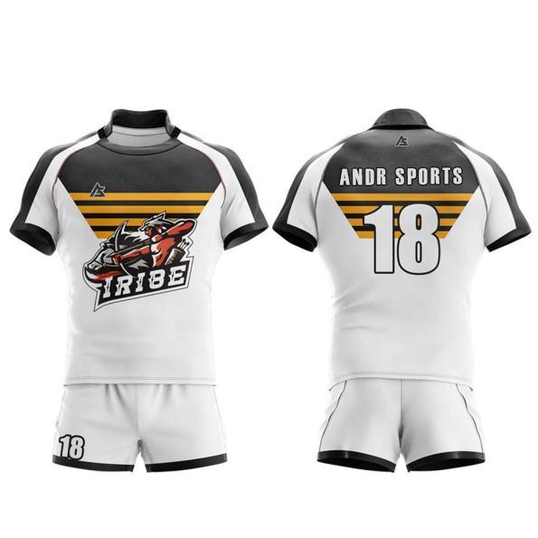 Rugby uniform andr sports RU004