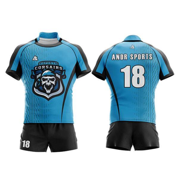 Rugby uniform andr sports RU010