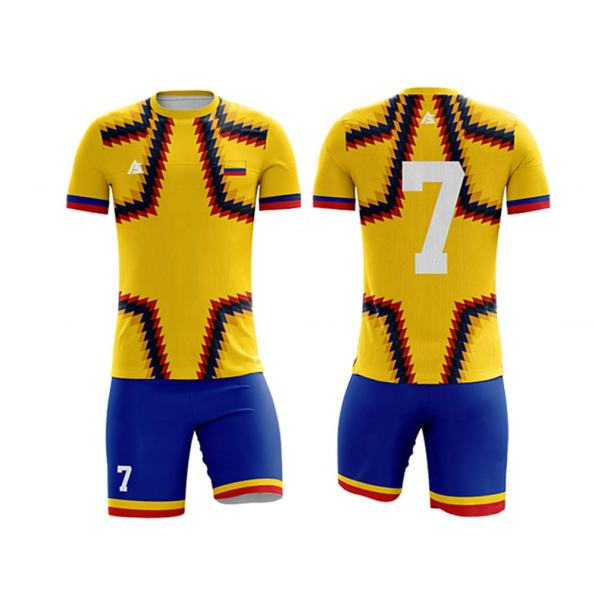 Soccer uniform Andr sports SU014