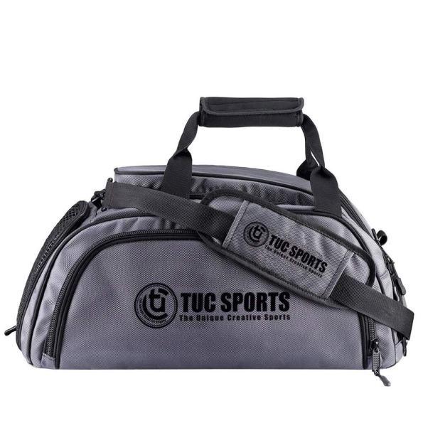 Tuc-Sports-Large-Duffel–Bag-&-Backpack-Grey